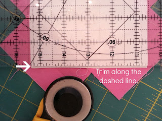 fpp+12 National Sewing Month 2012: Foundation Paper Pieceing Tutorial