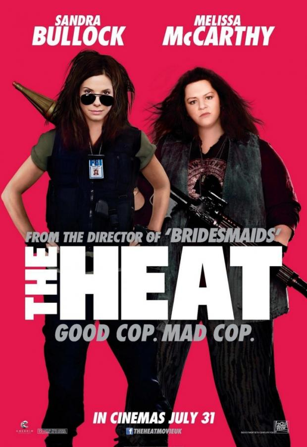 Cuerpos especiales (The Heat) 2013