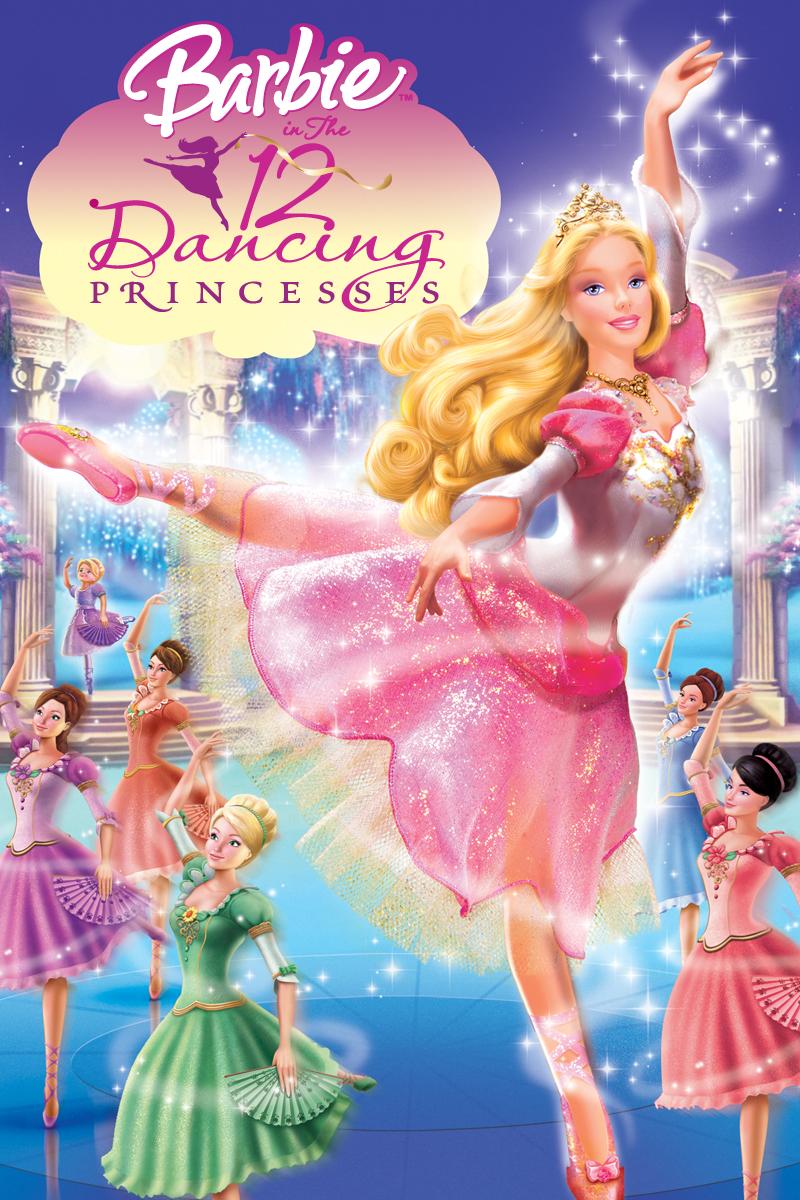 Watch barbie in the 12 dancing princesses 2006 full - Barbie 12 princesse ...