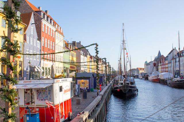 Amalie loves Denmark Weihnachtsstimmung am Nyhavn