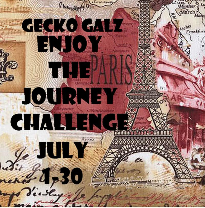 Enjoy the Journey Challenge