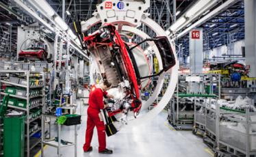 Δείτε πως κατασκευάζεται μια Ferrari σε ένα εκπληκτικό βίντεο