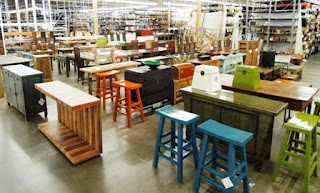 painted furniture, Asian furniture, Wesco Fabrics