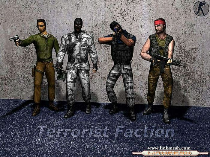 descargar personajes para counter strike 1.6 no steam