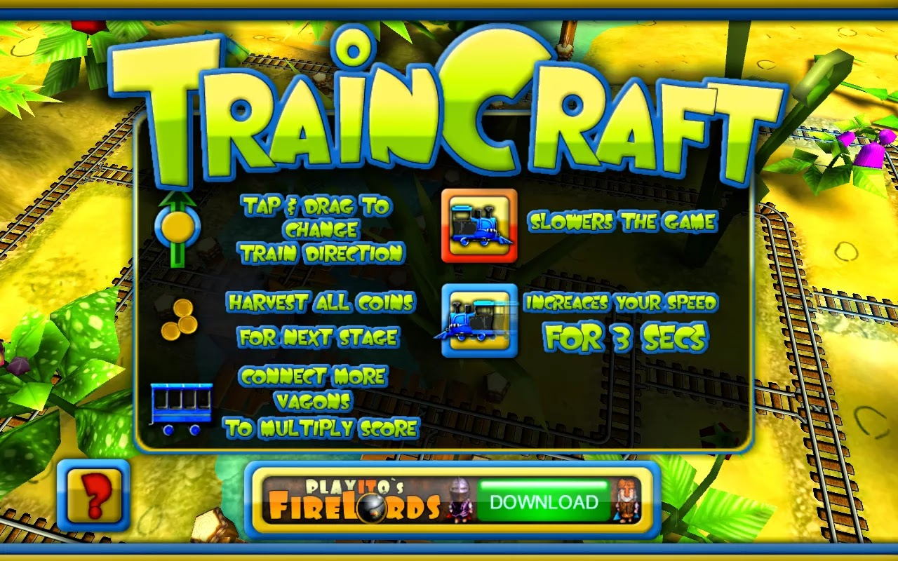 TrainCraft v1.0