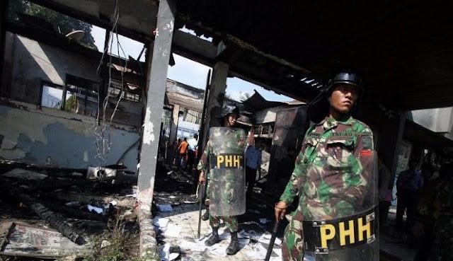 Al Qaeda diduga di balik Pembobolan Penjara di Sejumlah Negara Termasuk Indonesia