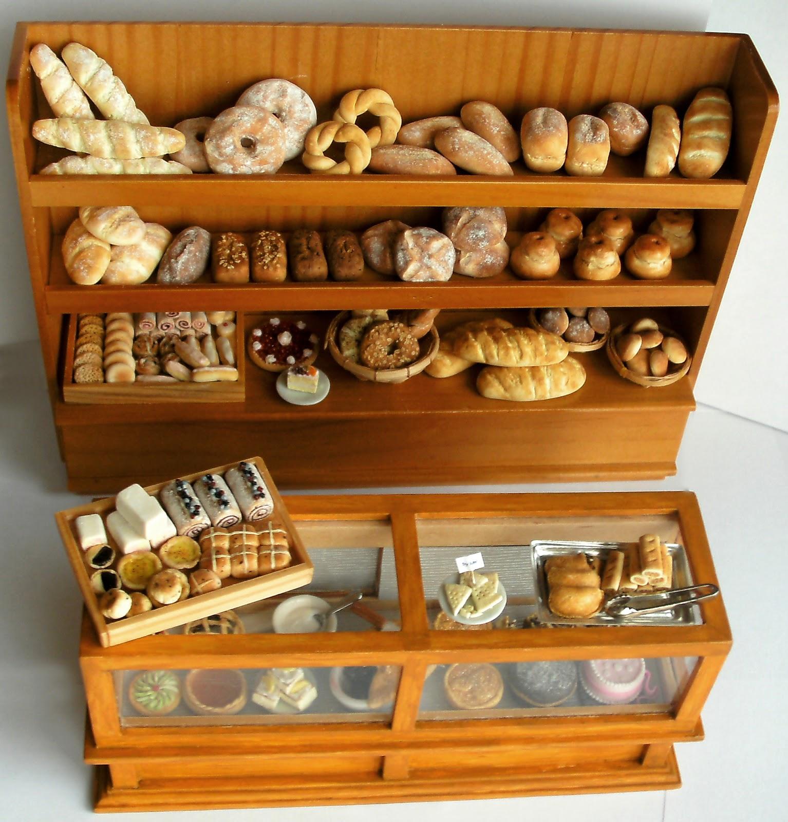 Homewardflight: The English Bakery!