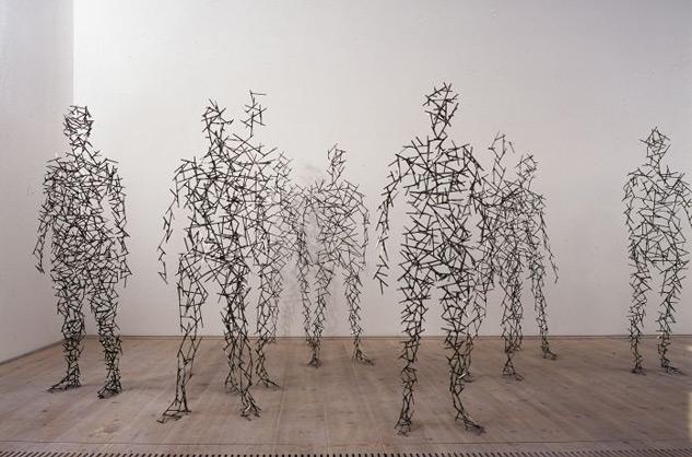 Les arts plastiques au lyc e comte de foix l 39 oeuvre de la for Oeuvre minimaliste