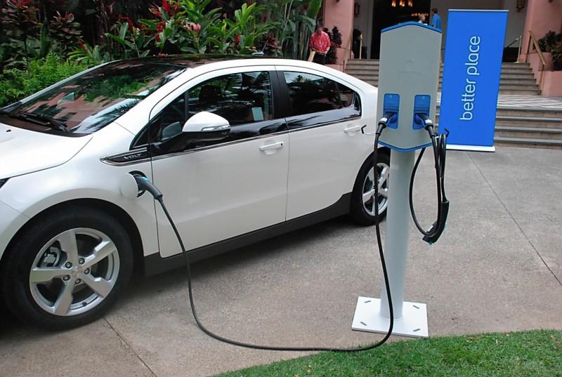 Electric vehicle news february 2012 for Department of motor vehicles kauai