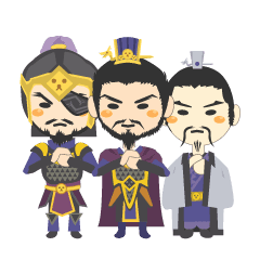 วุยก๊ก : The Romance of Three Kingdoms -Wei-
