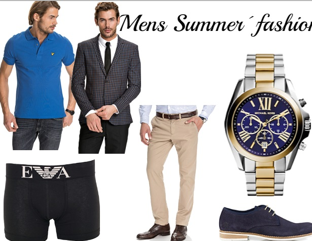 37c55b68e74 Fashion  Men´s Summer fashion for the good sunny days and the date night