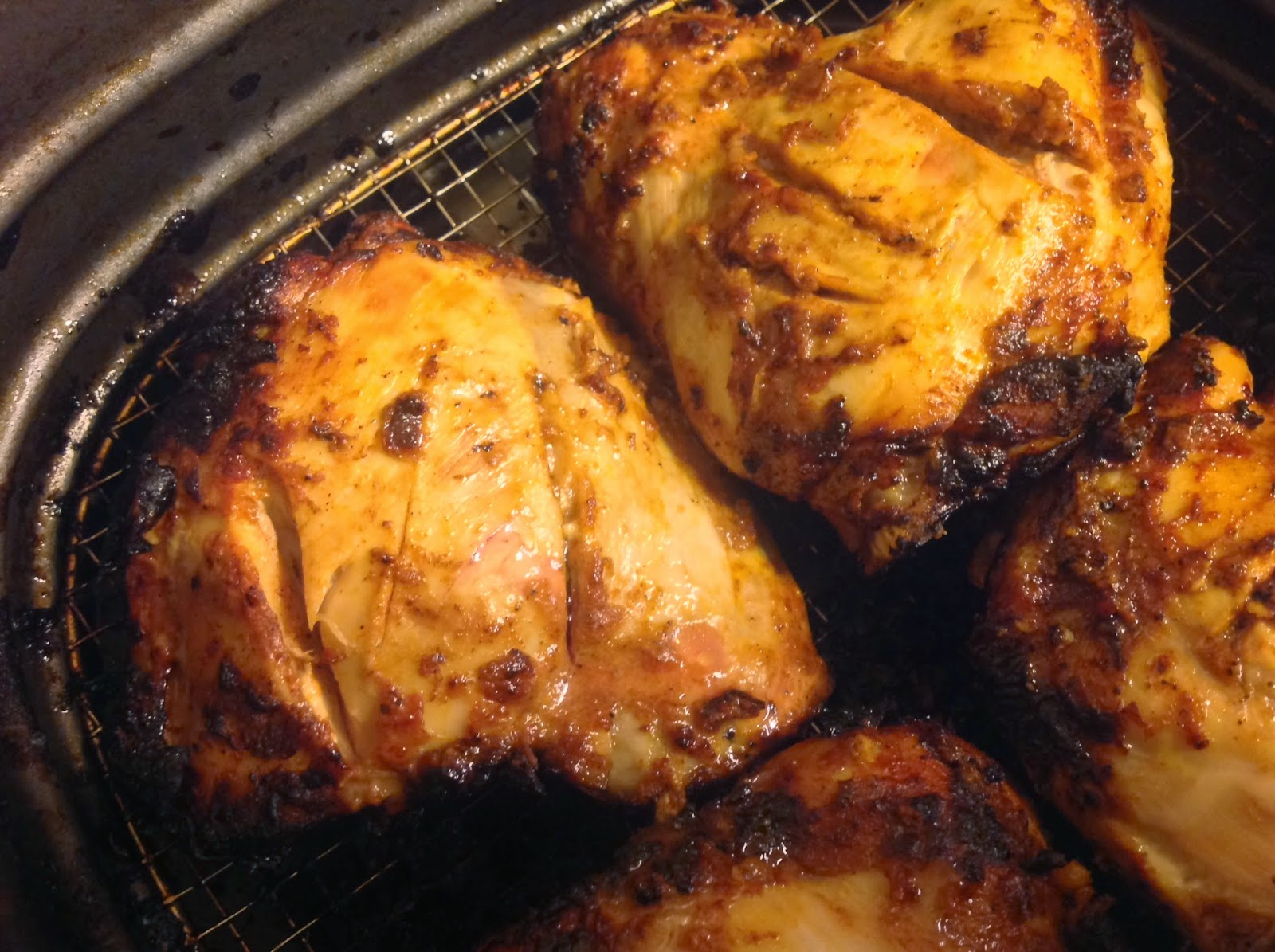 Bake a mania tandoori chicken in the philips airfryer tandoori chicken the very name of the dish starts making my mouth water a huge favorite of everyone in our family this is one dish all of us insanely forumfinder Gallery