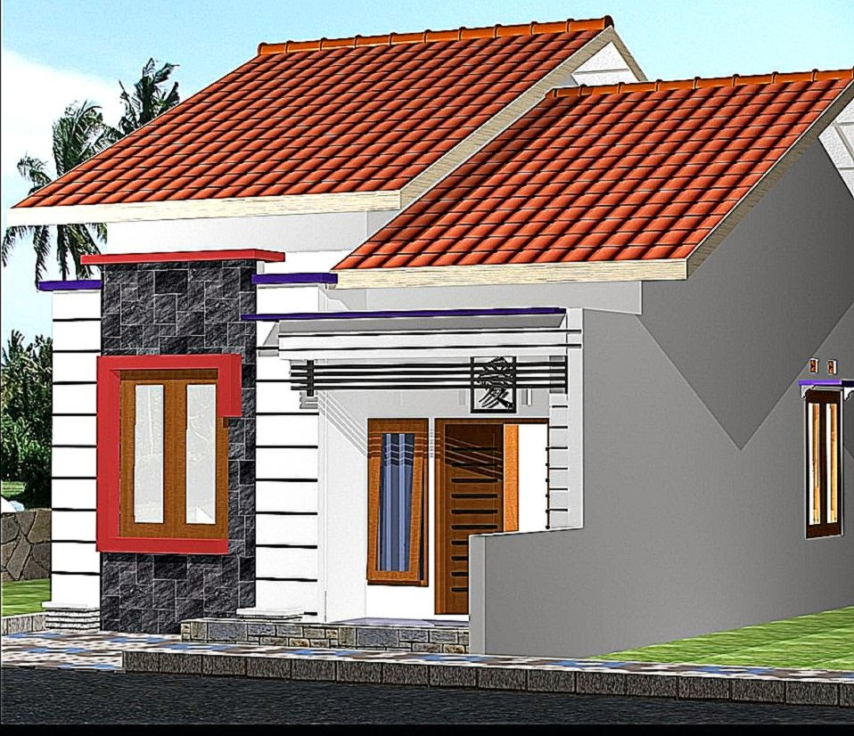 Contoh Gambar Rumah Sehat Terbaru yang Apik   Desain Model Rumah