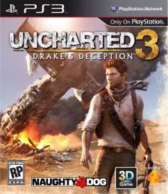 Baixar Jogo Uncharted 3: Drake's Deception – PS3