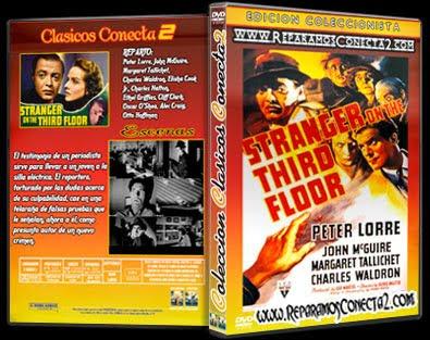 El Extraño del Tercer Piso [1940] descargar y online V.o.s.e, español de España megaupload 1 links