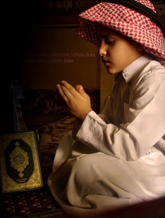 Gambar Anak Muslim Berdoa   Izinkan Aku Mengenalmu Wahai Tuhanku