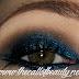 Make Up Tutorial: Blue Madness