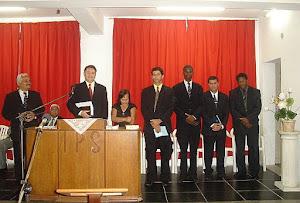 Formatura Turma 2007