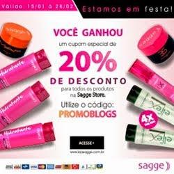 20% na Sagge Store: