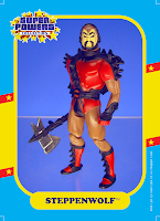 Super Powers Collection Steppenwolf Action Figure by Kenner Superman Super Powers Collection Figure Clark Kent Kenner Mattycollector DC Universe Classics Unlimited Man of Steel Toys Movie Masters polymerphelia GeekSummit