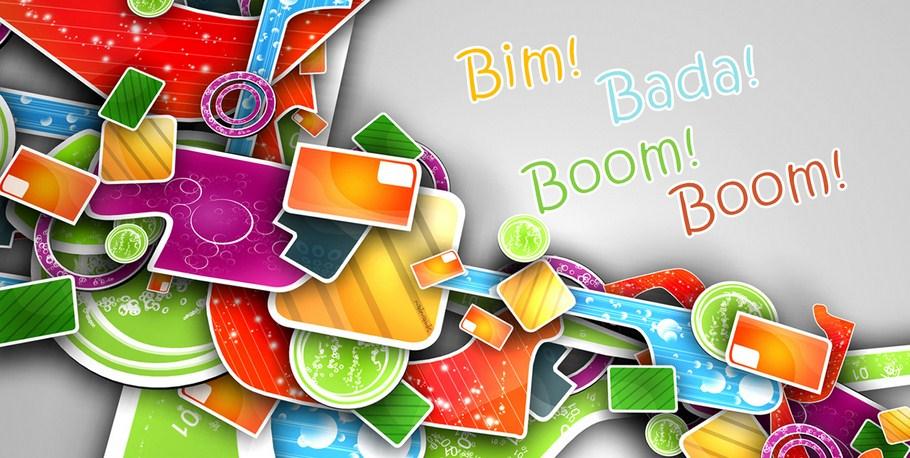 Bim Bada Boom! Boom!
