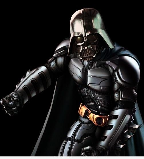 The Ultimate Batvader Suit funny humor pic