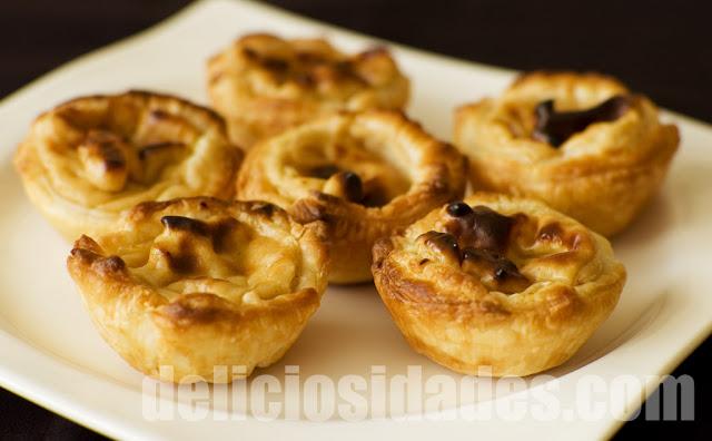 deliciosidades.com - Pastéis de Nata o pastéis de belem