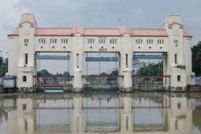 Pintu Air Tertua di surabaya - Jasa sedot WC Jagir Wonokromo Surabaya 031-78273589