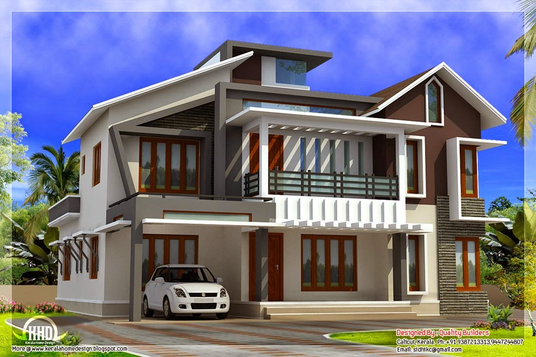 Modern Home Designs Photos