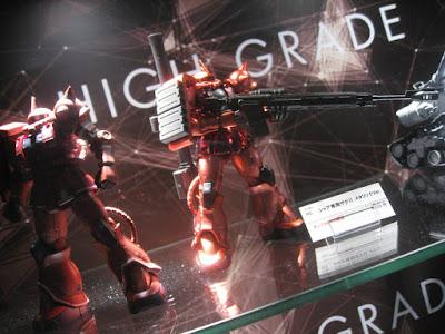 HG シャア専用ザクⅡ メタリックVer. @ ガンプラEXPO2015