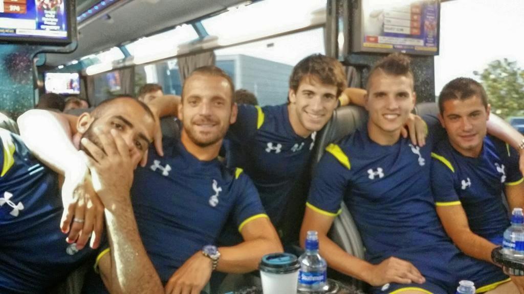 Tottenham News Shorts