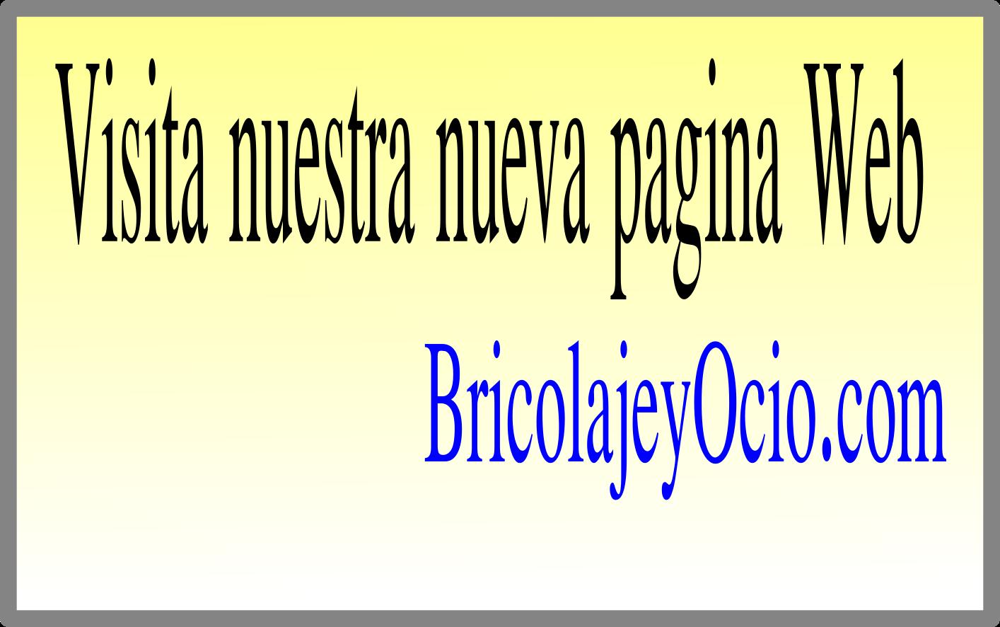BricolajeyOcio.com