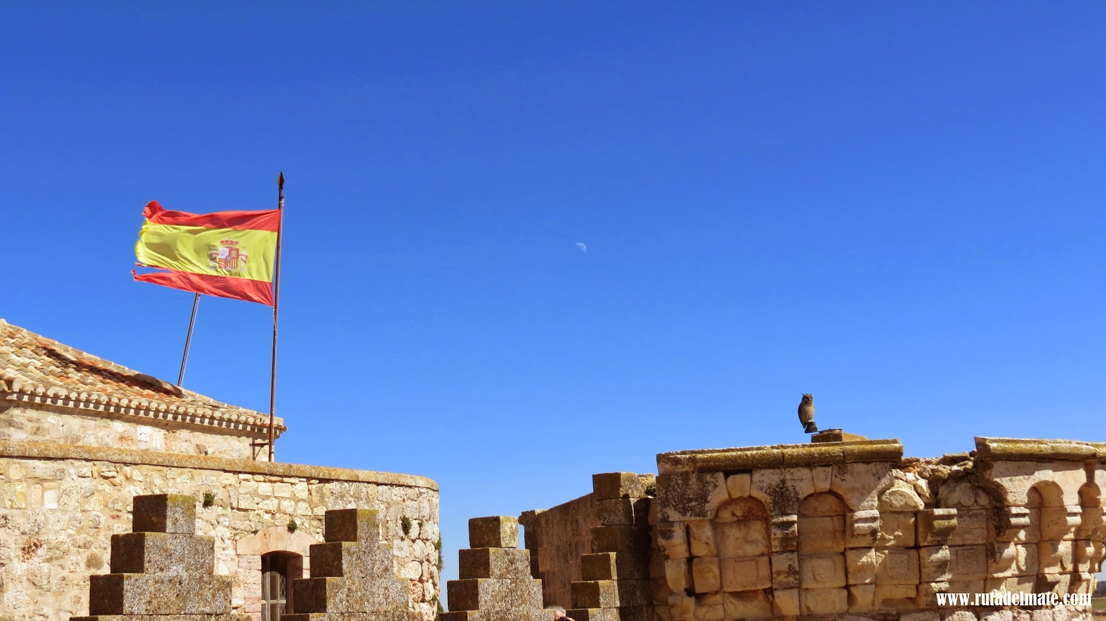 Visitar el castillo de Belmonte