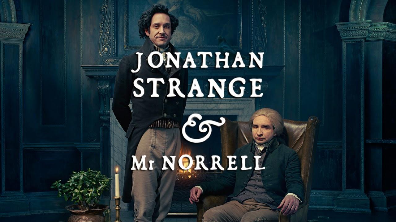 Capitulos de: Jonathan Strange & Mr Norrell