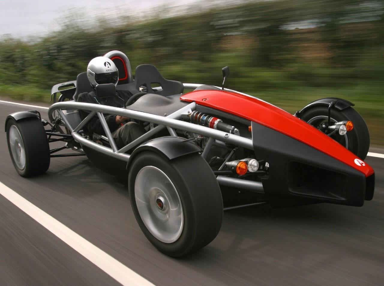 Automobile ariel atom - Voiture ariel atom ...