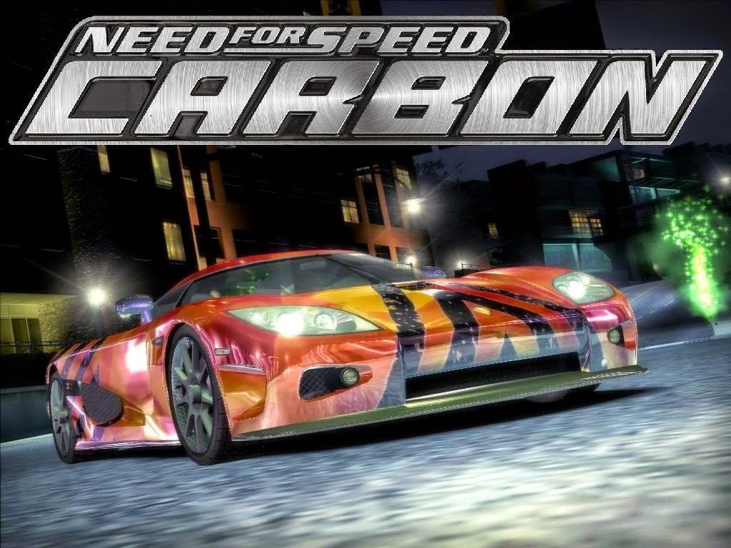 Need For Speed Carbon Game PC