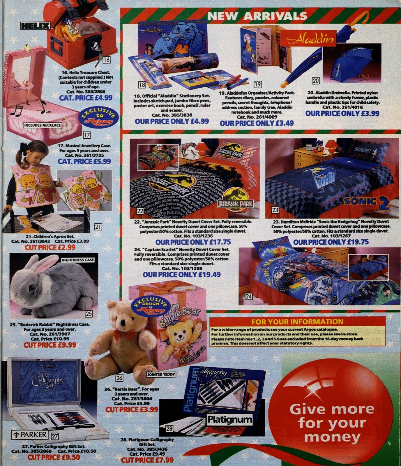 White apron argos - Old Catalogue Toy Pages Archive Page 2 Doyouremember Co Uk Forums