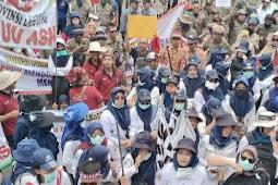 PGRI Peringatkan Pemerintah Soal Honorer K2, Terkait Pengangkatan CPNS 2018