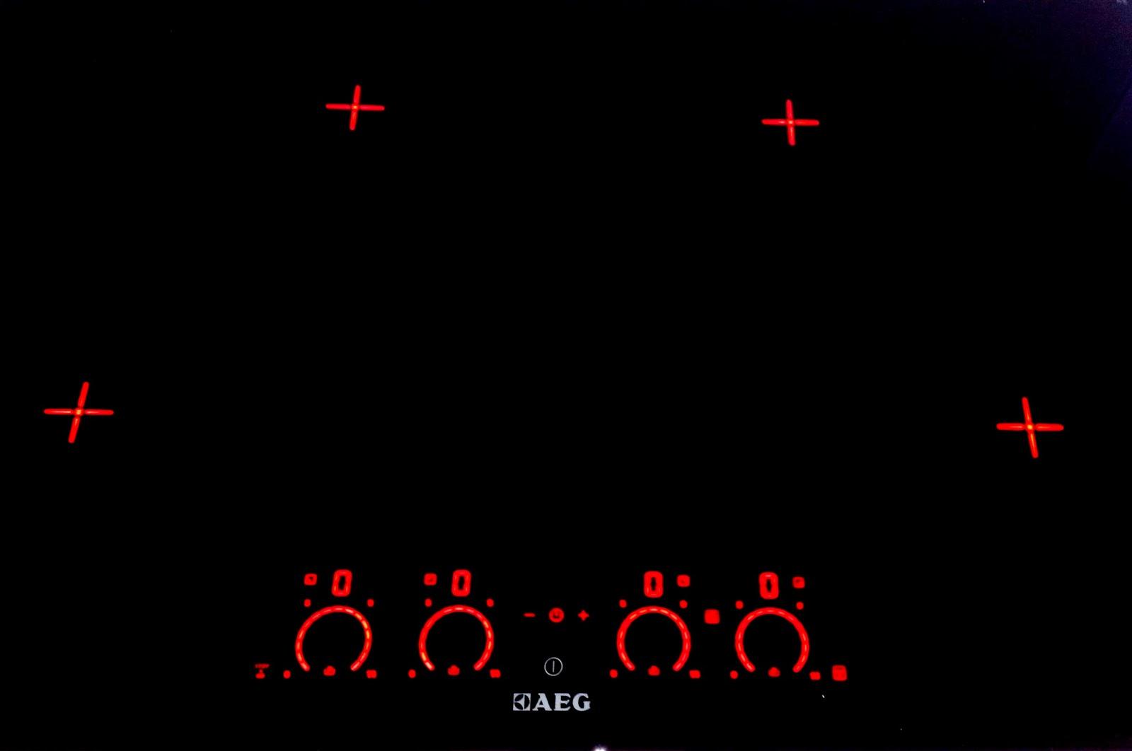 AEG | Induktion | Kogeplade | Pure Black