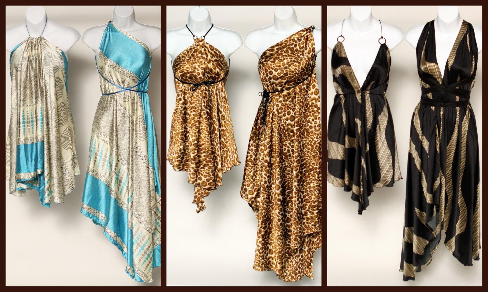 Как сшить платье из двух платков своими руками фото 34