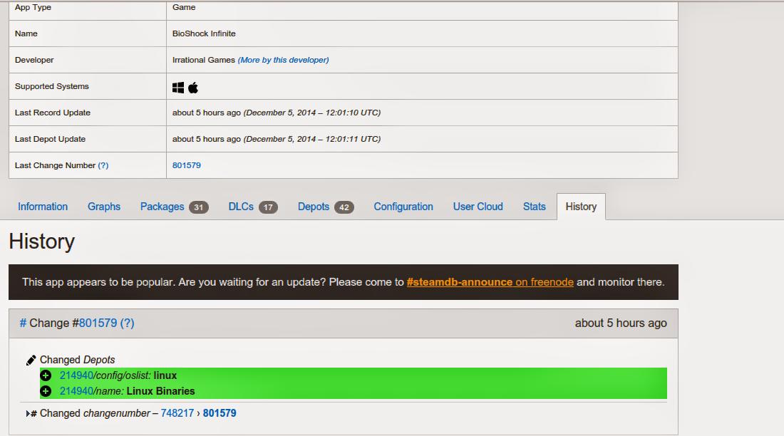 Bioshock Infinite para Linux