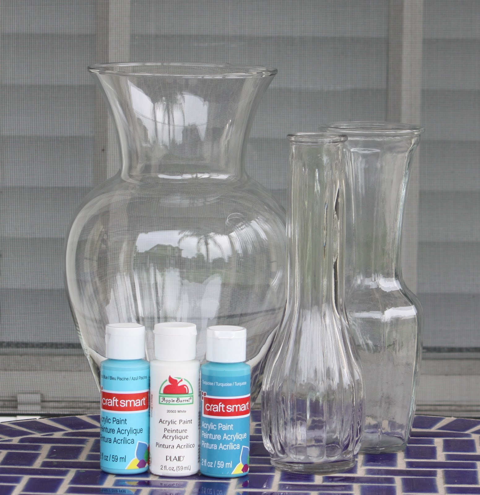 Desperate craftwives acrylic painted vases acrylic painted vases reviewsmspy