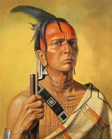 Cherokee Warrior