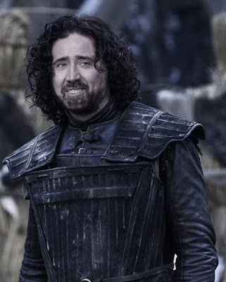 Nicolas Cage Game of Thrones Photoshop