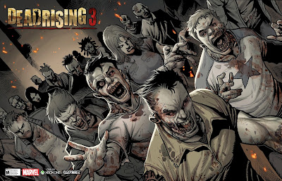 Dead Rising 3 - Marvel comics