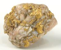 Cowboy slang quartz gold