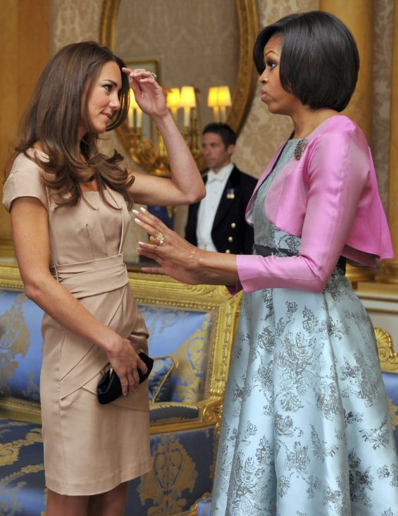 Biotulin el milagro según Michelle Obama y Kate Middleton