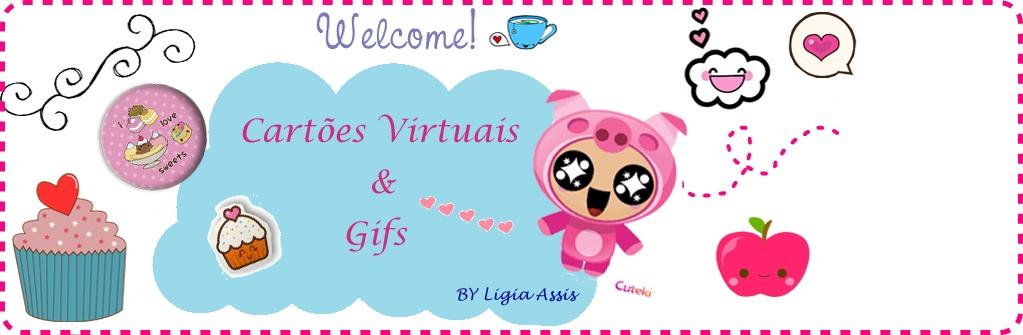 Cartões Virtuais e Gifs