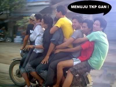 foto foto lucu, Ngebut, pembalap, gokil