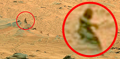 Life on Mars Alien on Mars Mars Mysteries
